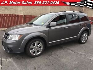 2012 Dodge Journey R/T, Leather, Sunroof, AWD, Only 59, 000km