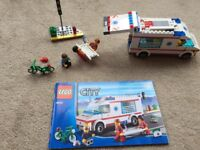 Lego City Ambulance (4431)