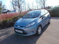 Ford Fiesta 1.2 style climate 67000 new face lift model