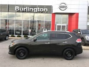 2015 Nissan Rogue SV, ACCIDENT FREE, INC. SNOWS !