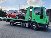 ANY CAR SUV VAN RECOVERY TOWING SERVICE- NON RUNNER START- TOW TRUCK- LOST KEYS- BROKEN JAMMED WHEEL