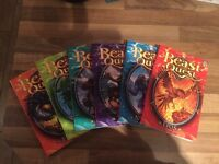 Beast quest books 1-6-