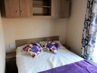 A stunning new caravan set in the heart of Mid Wales