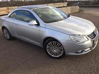 VW EOS automatic 2.0 turbo mot 28/Aug/17