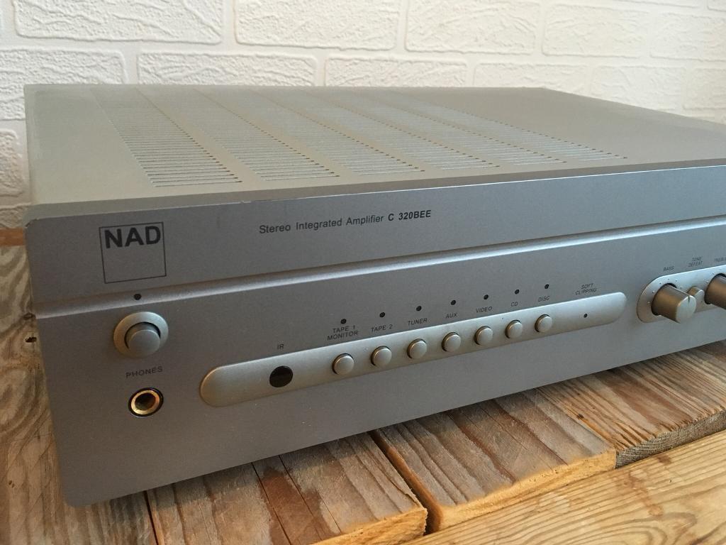 NAD C320bee Amplifier | in Walton-le-Dale, Lancashire | Gumtree