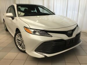 2018 Toyota Camry XLE: Navigation, Low KMS