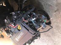 Vauxhall zafira astra 1.6 16v engine z16 xep