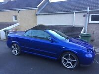 Astra Bertone Coupe/Convertible low miles and in the best colour
