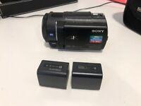 Sony 4K FDR-AX30 Camera corder/video recorder
