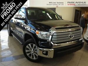 2016 Toyota Tundra Limited**CUIR NOIR**NAVIGATION**