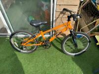 Apollo fade kids mountain bike....