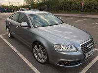 2010 (60) Audi A6 Saloon Saloon C6 Facelift 2.0 TDI Le Mans 4dr With full history 1 owner