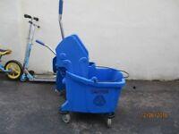 kentucky mop bucket and gear press