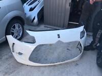 Citroen ds3 bumper, drivers side is damaged!