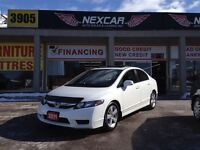2011 Honda Civic SE 5 SPEED A/C SUNROOF ONLY 86K