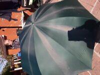 Fishing unbrella