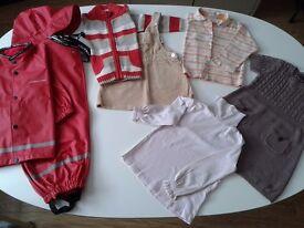 Great Bundle Clothes Girl 2-3 Y