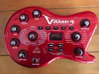Behringer V-Amp3 with USB interface