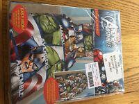 Brand new Avengers Single Duvet cover and pillowcase