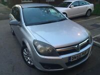 2006 Vauxhall Astra Design, 1.8L 16v, Automatic, 5 Door Hatchback