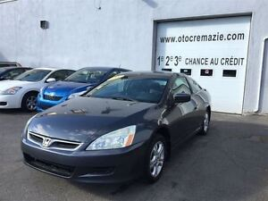 2006 Honda Accord EX-L-COUPE-5VITS-CUIR-TOIT-FULL-DOCCASION