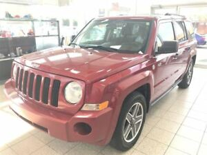 2009 Jeep Patriot North 4X4 AIR CLIMATISÉ GROUPE ELECTRIQUE