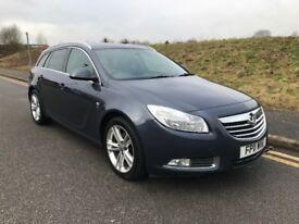Vauxhall Insignia 2.0 CDTi 16v SRi 5dr - TIMING BELT+WATERPUMP DONE