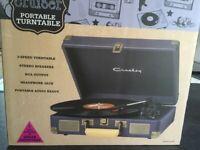 Crosley Cruiser Portable Turntable