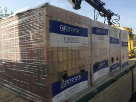 Ibstock yellow multi stock bricks 5 packs available 452 bricks per pack
