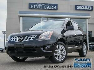 2013 Nissan Rogue SL  AWD NO ACCIDENTS Leather Surround View Cam