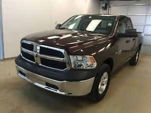 2015 Ram 1500 SXT- Quad Cab with Low Km's! SAT Radio!