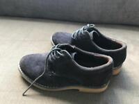 M&S boys size 12 junior shoes