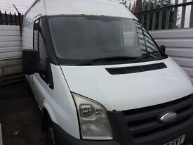 ford transit 2.0 all part ready