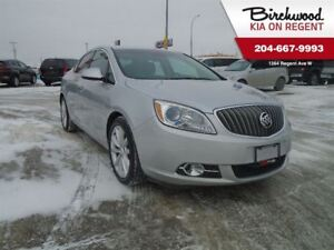 2012 Buick Verano w/1SL LOCAL TRADE TOP OF THE LINE!