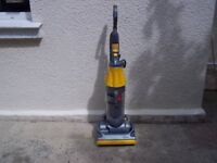 DYSON DC07 UPRIGHT VACUUM WITH NEW PRE-MOTOR FILTER, THOROUGHLY CLEANED & SUCTION TESTED