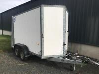Ifor Williams Box Trailer 10ft x 5ft