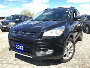 2013 Ford Escape SEL w/Low Mileage, Navigation & Leather