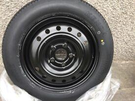Honda HRV 2015 onwards Space Saver Tyre