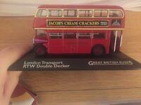 A london double decker collectors bus for sale!!