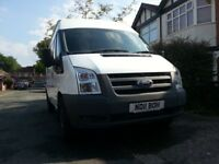 FORD Transit 2011 White Diesel - Medium