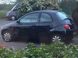 Ford ka, 1.3, 52000 miles. 10 months mot. Immaculate condition!