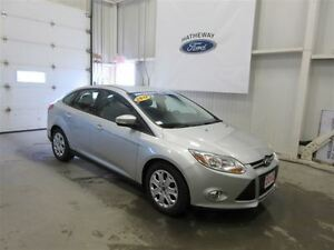 2012 Ford Focus SE+ 4 WINTER TIRES
