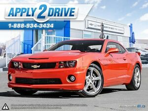 2013 Chevrolet Camaro 2SS 6.2L 6 Speed Manual Transmission L@@K