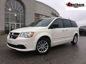 2013 Dodge Grand Caravan SXT/STOW'N GO/LOW KMS/$60 WKLY
