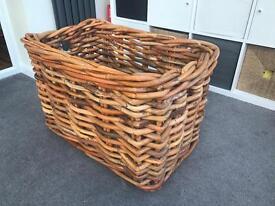 Large heavy duty Rattan Basket