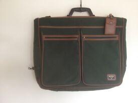 Antler Suit / Dress Travel Bag