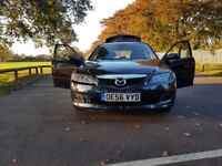 Mazda6, Estate, Diesel, Very Good Condition and Clean