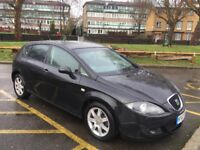 2007 Seat Leon TDI Good Condition Leather with full history and mot