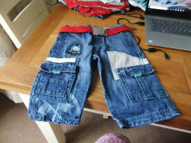 Age 2-3 Years Thomas Jeans
