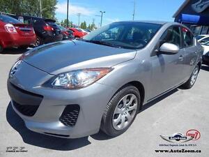2013 Mazda Mazda3 GX * 24,94$/sem *